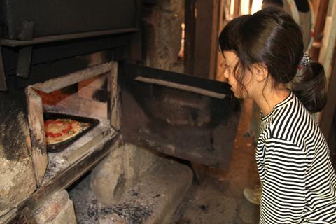 手作りピザ体験3